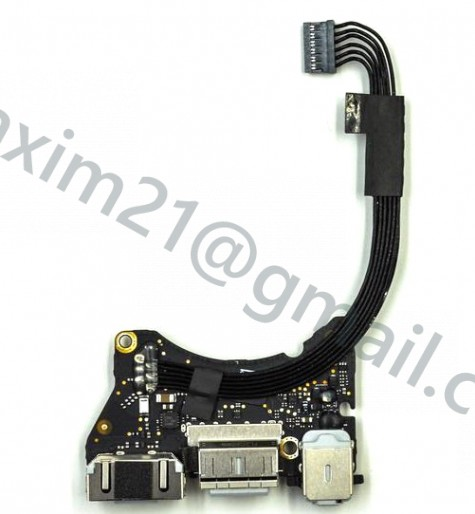 "I/O board (MagSafe) for MacBook Air 11"" 2012г. A1465"