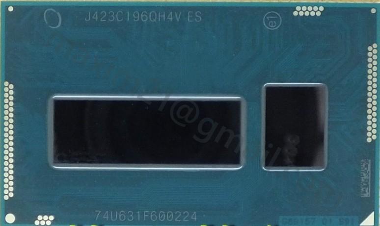 микросхема CPU QH4V ES (Intel I5-5250U)