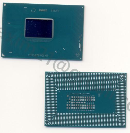 микросхема CPU INTEL QLM5 i7-7700HQ