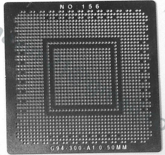 трафарет прямого нагрева G94-300-A1