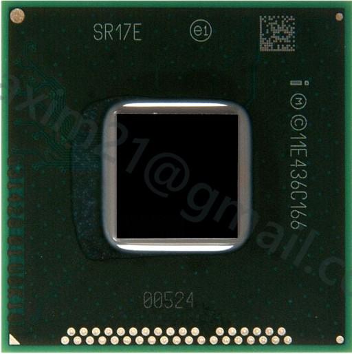 микросхема INTEL DH82HM86  SR17E