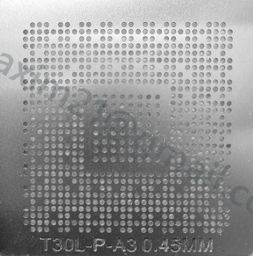 трафарет прямого нагрева T30L-P-A3