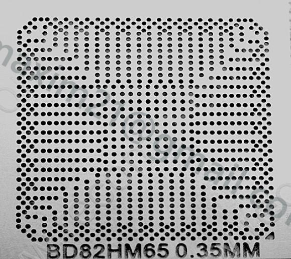 трафарет прямого нагрева BD82HM65