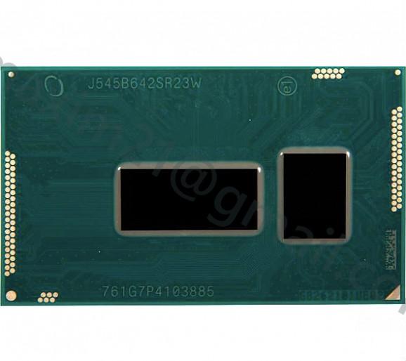 микросхема CPU SR23W (Intel I7-5500U)