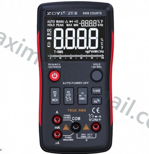 Мультиметр ZOTEK ZT-X