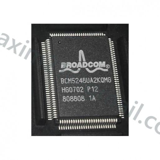 микросхема BCM5248UA2KQMG p12
