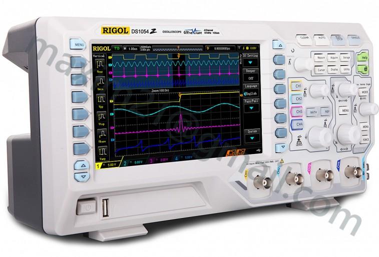 Осциллограф RIGOL DS1054Z