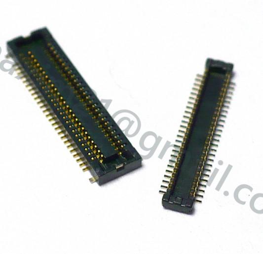 разъем межплатный (пара) для ASUS X555L 50pin