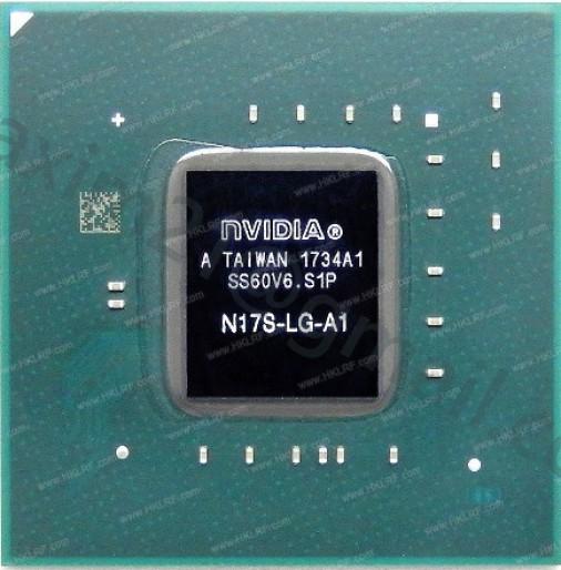 микросхема Nvidia N17S-LG-A1