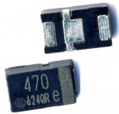 Конденсатор EEFLX0E471R4 10 pcs