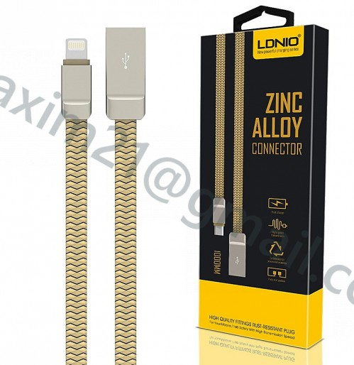 USB шнурок LDNIO LS20 MicroUSB