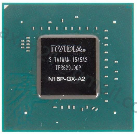 микросхема NVIDIA N16P-GX-A2