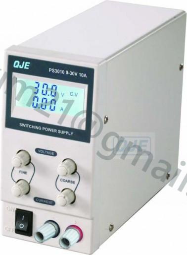 Блок питания лабораторный 30 вольт 10 ампер
