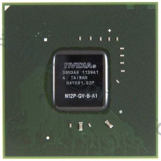 Микросхема nVidia N12P-GV-B-A1