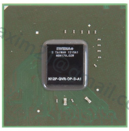 Микросхема nVidia N12P-GVR-OP-B-A1