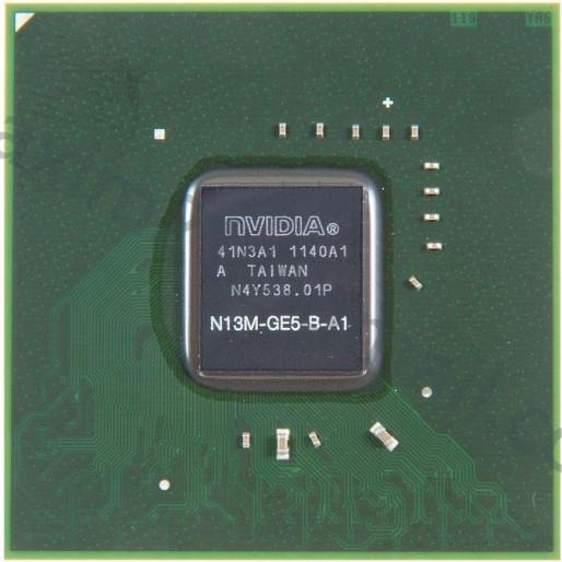 Микросхема nVidia N13M-GE5-B-A1