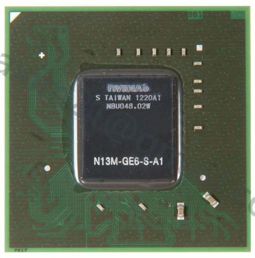 Микросхема nVidia N13M-GE6-S-A1