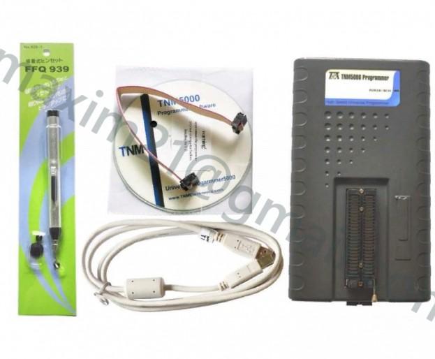 программатор TNM5000 USB fast ISP NAND EEPROM universal Programmer