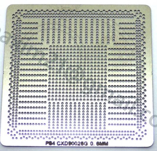 трафарет CXD90026G Sony PS4