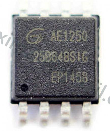 spi flash 25B64BSIG
