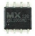 spi flash MX25L1005A