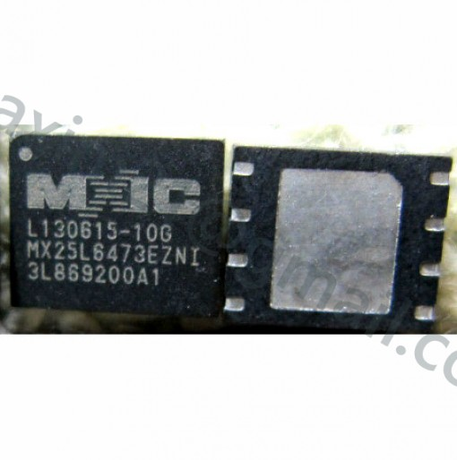 spi flash MX25L6473
