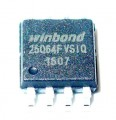 spi flash W25Q64FVSIQ
