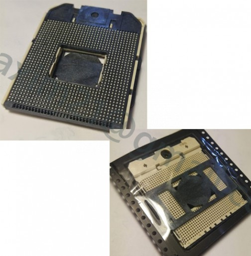 Socket rPGA-989 Foxconn BGA