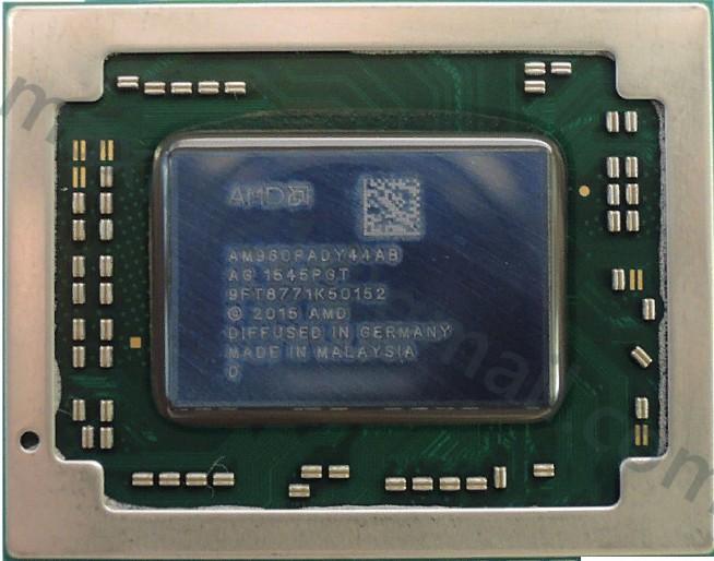 микросхема CPU AMD AM870PAAY43KA