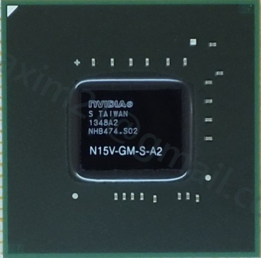микросхема NVIDIA N15V-GM-S-A2
