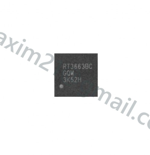 ic Richtek RT3663BCGQW