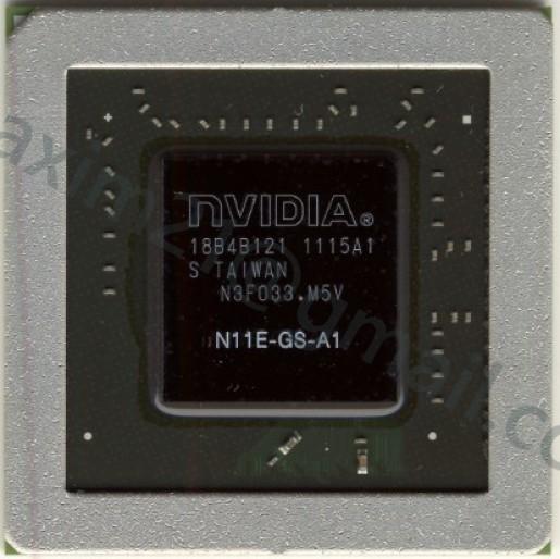микросхема Nvidia N11E-GS-A1