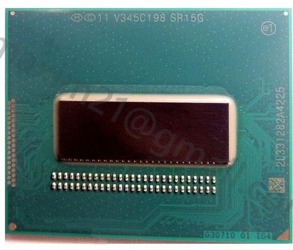 микросхема процессор SR15G Intel Core i5-4200H