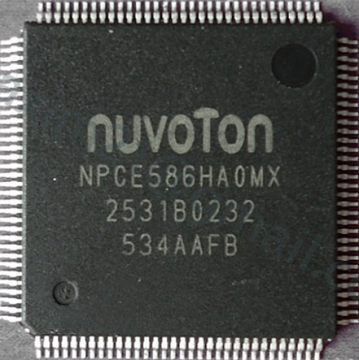 Мультиконтроллер NPCE586HA0MX