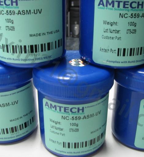 Флюс Amtech NC-559-ASM  100cc