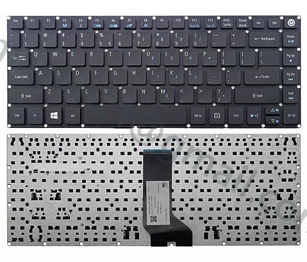 Клавиатура ACER Aspire E5-473 RU черная