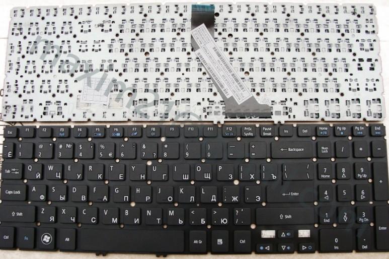 Клавиатура ACER V5-571 черная
