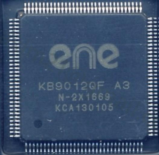 Мультиконтроллер ENE KB9012QF A3