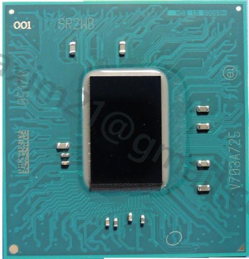 микросхема INTEL Z270 SR2WB PCH