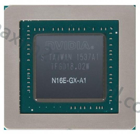 микросхема Nvidia N16E-GX-A1