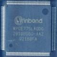 Мультиконтроллер  WPCE775LA0DG