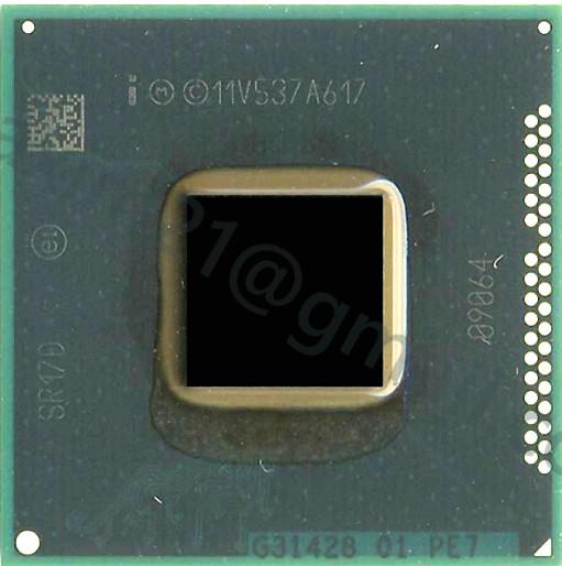 микросхема INTEL DH82HM87  SR17D