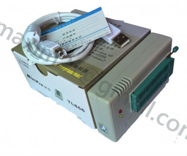 Высокоскоростной программатор XGecu TL866II Plus