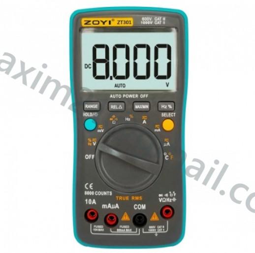 Мультиметр ZOTEK ZT-301