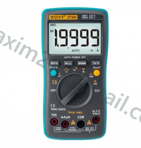 Мультиметр ZOTEK ZT-303