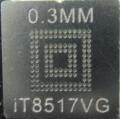 трафарет прямого нагрева для EC IT8517VG
