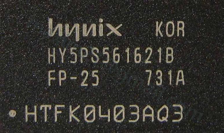 HY5PS561621B FP-25