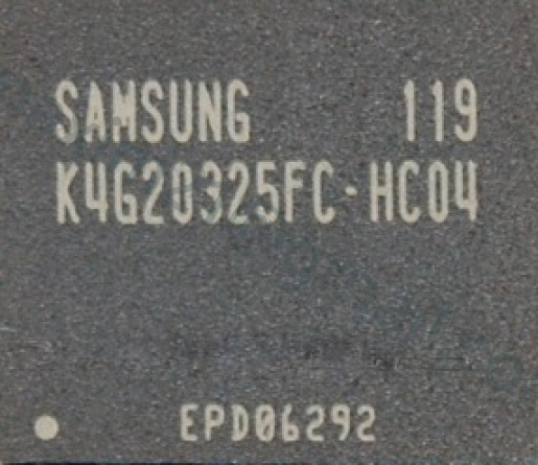 K4G20325FC