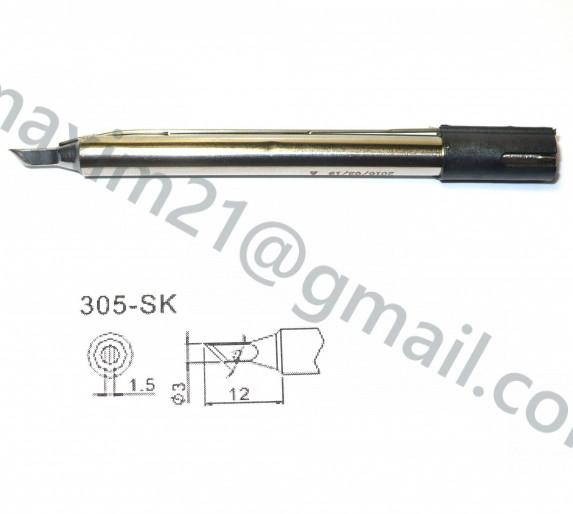 жало для паяльника Quick 3034-SK (серии 303D, 305)