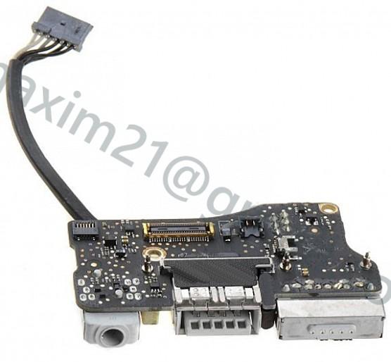 "I/O board (MagSafe) for MacBook Air 13"" 2012. A1466"